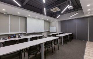 5-й этаж конференц-комнаты NURIKON