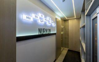 1-й этаж NURIKON